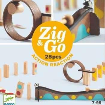 Zig & Go Djeco, Set De Constructie Trasee