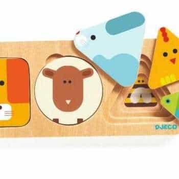 Jucărie bebelusi, Anima Basic, Puzzle