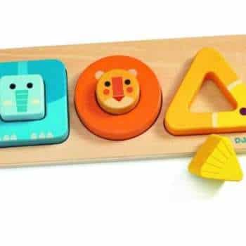 Volubasic, Puzzle Incastrat Djeco