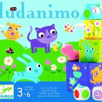 Ludanimo, Colectie De Jocuri Djeco
