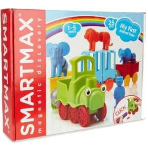 Jucării magnetice,Trenul animalelor, SMARTMAX