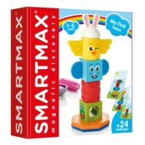 My First Totem, Joc magnetic de construit,SmartMax