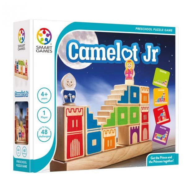 Joc educativ de construit, Camelot JR.