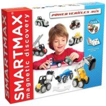 Jucării magnetice, Power Vehicles, SmartMax - mașinuțe