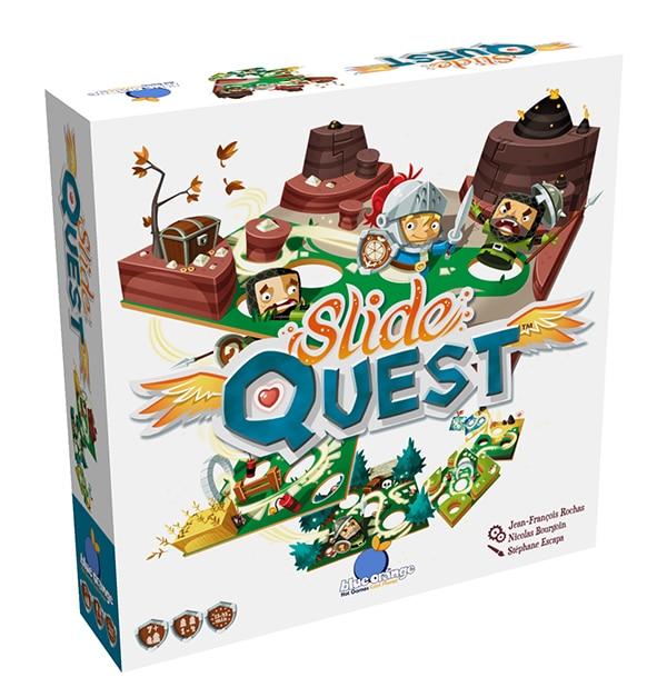 Joc de Cooperare, Slide Quest