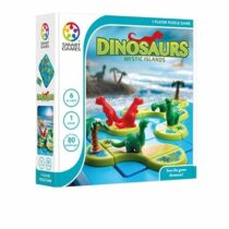 Puzzle de logică Dinosaurs- Mystic Islands, Smart Games