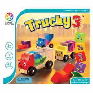 Mașinuțe puzzle 3D,Trucky 3