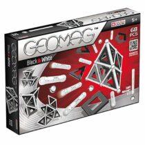Joc de construit magnetic, Geomag Black & White 68