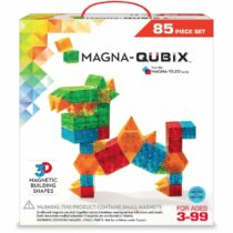 Joc Magnetic Magna-Qubix 85 Piese