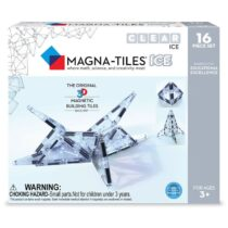 Set Magnetic, Magna-Tiles ICE, 16 Piese