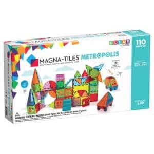 Magna-Tiles Metropolis Joc Magnetic