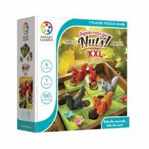 Joc de logica Squirrel Go Smart Games Nuts XXL