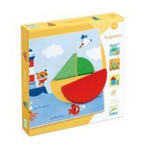 Tangramini, Joc Educativ de logica Djeco