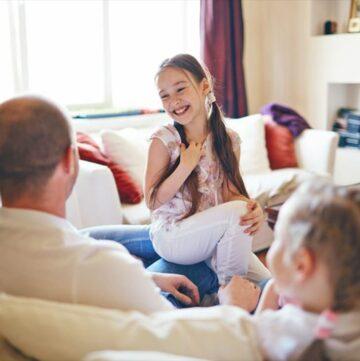 10 activități pentru a aduce familia mai aproape