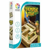 joc logic temple trap, smart games