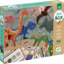 Atelier creativ lumea dinozaurilor, Djeco