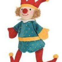Păpușă marionetă, Arlechin