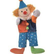 Păpușă marionetă, Clovn