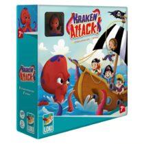 Joc de cooperare Kraken Attack