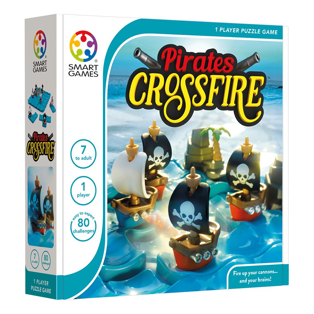 Joc de logică, Pirates Crossfire, Smart Games