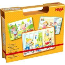 Cutie cu jocuri magnetice