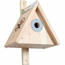 Kit căsuță pentru păsărele închisă