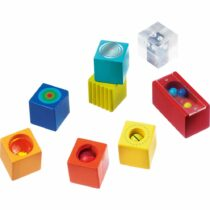 Cuburi senzoriale colorate, Haba
