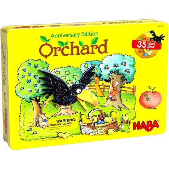 Joc de familie, Orchard – Livada, Haba
