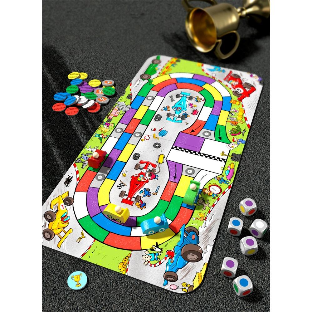 Joc de masă, Monza, Ediție Aniversară 20 de ani, Haba jocul 2