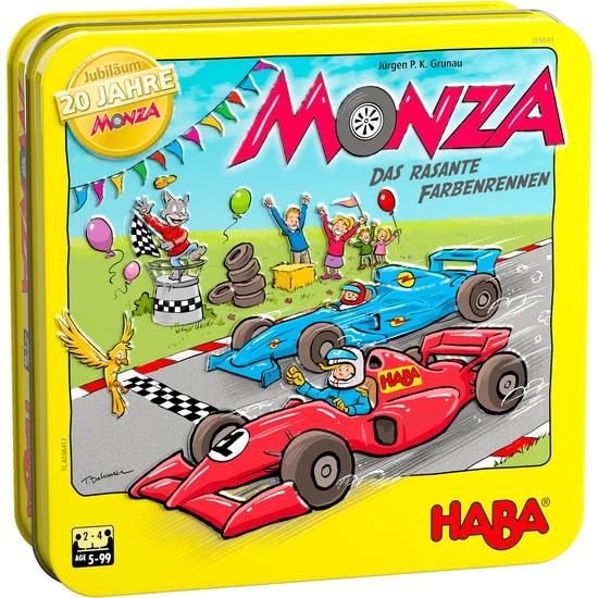 Joc de masă, Monza, Ediție Aniversară 20 de ani, Haba
