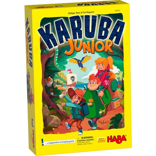 Joc de societate, Karuba Junior, Haba