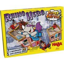 Joc de societate, Rhino Hero - Super Battle, Haba