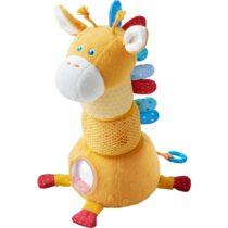 Jucărie de plus senzorială, Girafa Spotty, Haba
