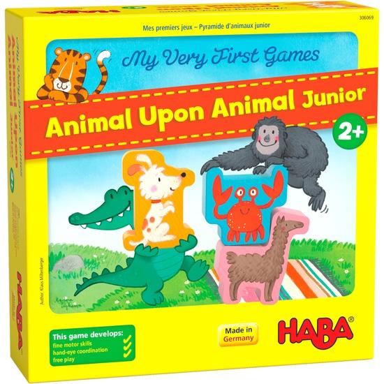 Primul meu joc  – Animal Upon Animal, joc de îndemânare, Haba