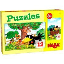 Puzzles Orchard - În livadă, Haba