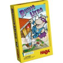 Rhino Hero. Joc de masa, Haba