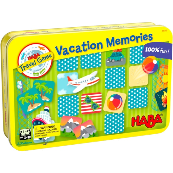 Amintiri din Vacanță  – joc de călătorie, Haba