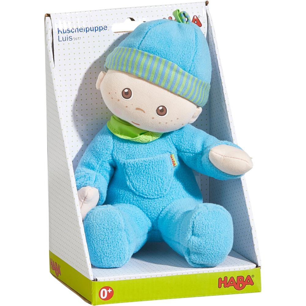 Păpușă bebeluș Luis – Haba ambalaj