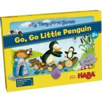 Primul meu joc - Cursa micilor pinguini, Haba