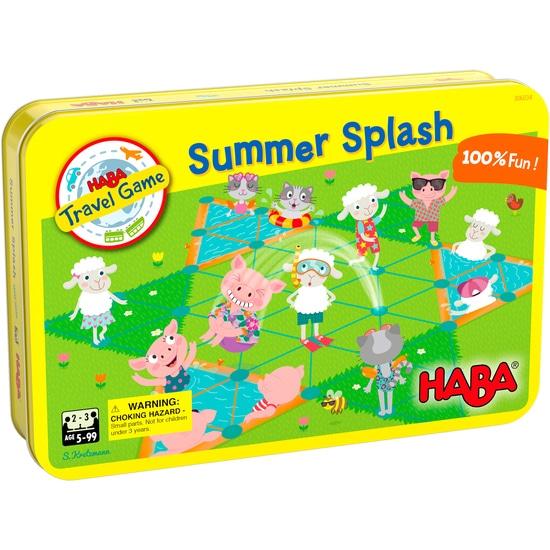 Stropeala de Vară –  joc de călătorie, Haba