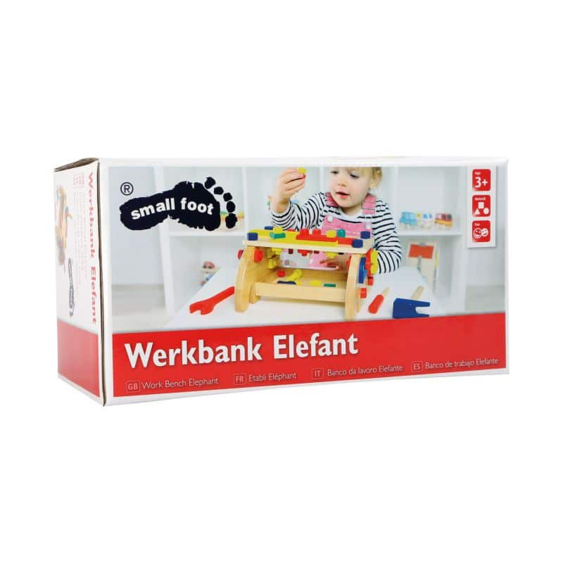 Banc-de-lucru-copii-din-lemn-Small-Foot-ambalaj
