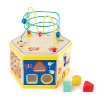 Cutie jocuri motricitate pentru bebelusi, Move It!