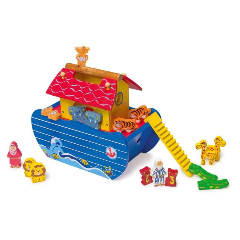 Jucărie din lemn, Arca lui Noe
