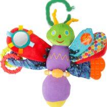 Jucărie senzorială bebeluși, The Very Hungry Caterpillar