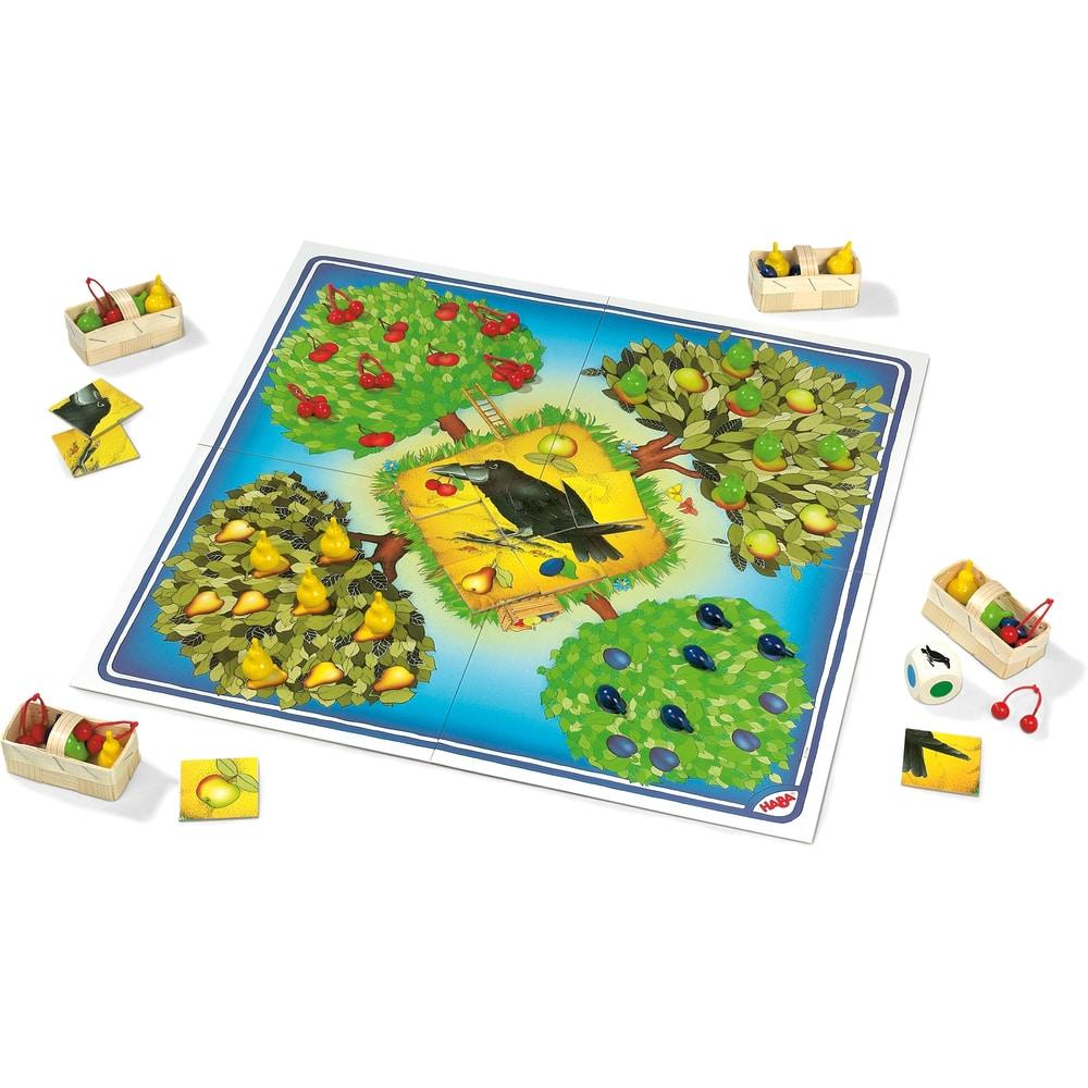 Orchard – În livadă, Haba detalii joc