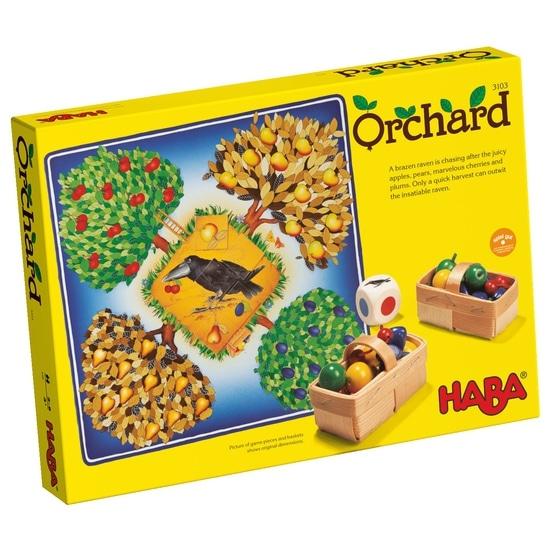 Orchard – În livadă, Haba