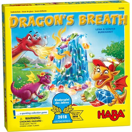 Dragon's Breath – Respirația Dragonului, Joc de societate, Haba