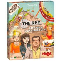 Sabotaj la Lucky Llama Land, joc de societate