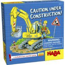 Atenție, Șantier în construcție!, Joc de societate