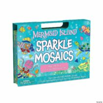 Mermaid Island - Mozaic magnetic, Insula sirenelor